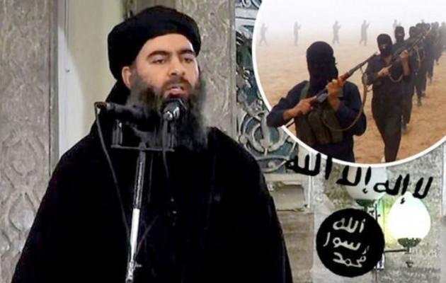 Κούρδος Αξιωματούχος: Ο Μπαγκντάντι δεν είναι νεκρός – Κρύβεται στην έρημο της Συρίας