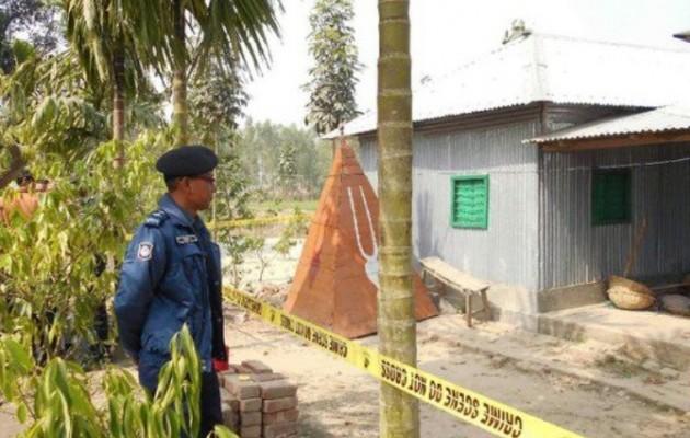 Το Ισλαμικό Κράτος αποκεφάλισε ινδουιστή ιερέα στο Μπαγκλαντές