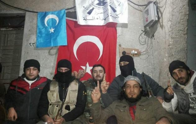Η Τουρκία (MİT) χρωστά μισθούς δύο μηνών στους τζιχαντιστές στη βόρεια Συρία