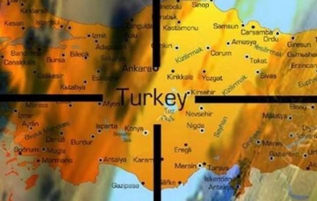«Η ειρήνη περνά από τον διαμελισμό της Τουρκίας»