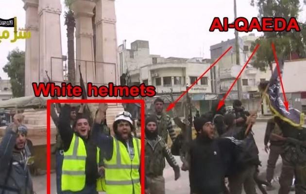 Λευκά Κράνη: Η αλήθεια για τους διασώστες τζιχαντιστές συνεργάτες της Αλ Κάιντα
