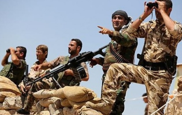 Κούρδοι των YPG σκότωσαν σε ενέδρες τρεις τουρκόφιλους ισλαμιστές στην Εφρίν