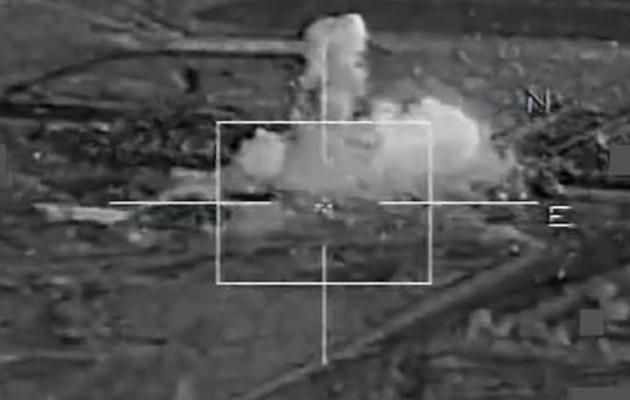 Το Ισραήλ βομβάρδισε ιρανικούς στόχους σε αεροπορική βάση στη Συρία