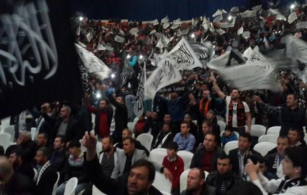 Διεθνές συνέδριο τζιχαντιστών στην Άγκυρα – Δεν τρέχει… τίποτα; (φωτο)