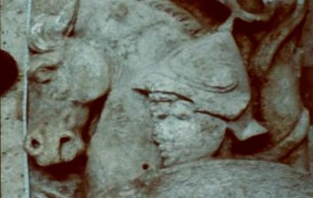 Αμφίπολη: Αυτός είναι ο σπουδαίος πολεμιστής που βρήκαν οι αρχαιολόγοι (φωτο)