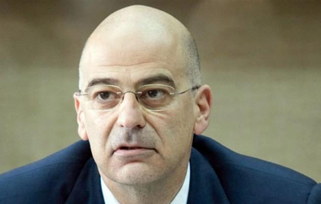 Νίκος Δένδιας: «Η Ελλάδα ουδέποτε πρόκειται να αποδεχθεί τις συνέπειες της τουρκικής εισβολής»