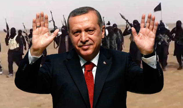 Ο Ερντογάν διαψεύδει ότι δραπέτευσαν τζιχαντιστές εξαιτίας της εισβολής του στη Συρία
