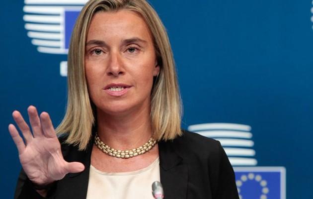 Μογκερίνι: Η Βρετανία θα χάσει περισσότερα από το Brexit σε σχέση με την ΕΕ