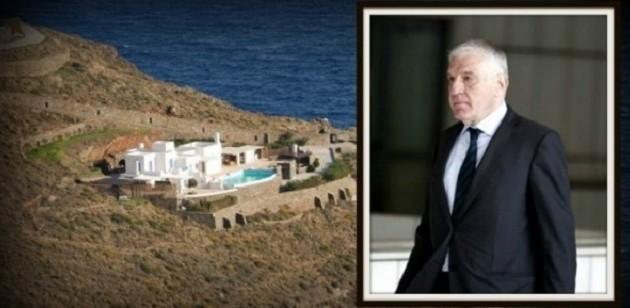 Γιάννος Παπαντωνίου: Το μαύρο χρήμα, οι καταθέσεις σε χρυσό και η «αμαρτωλή» βίλα