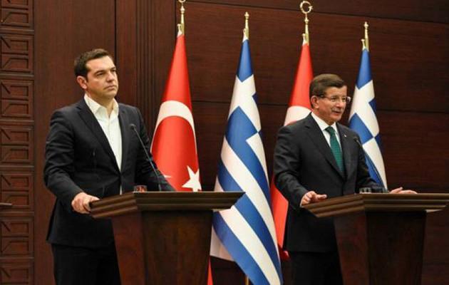 Ποιες συμφωνίες υπέγραψαν Τσίπρας – Νταβούτογλου στη Σμύρνη