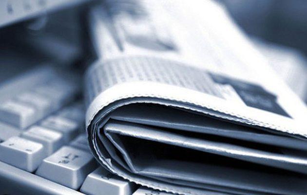 Πέθανε στα 59 του ο δημοσιογράφος Αλέξανδρος Δημητριάδης