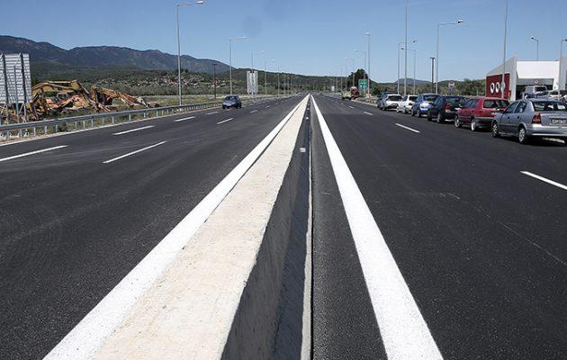Στην κυκλοφορία ο δρόμος που κάνει το Αθήνα-Σπάρτη μόλις 2 ώρες