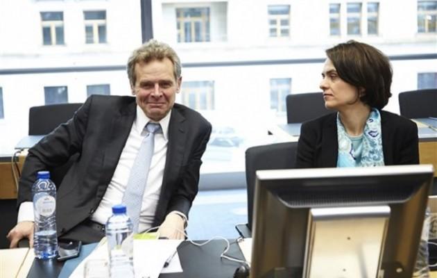 Διάλογος Τόμσεν – Βελκουλέσκου με ίντριγκες και απειλές για Ελλάδα – Γερμανία
