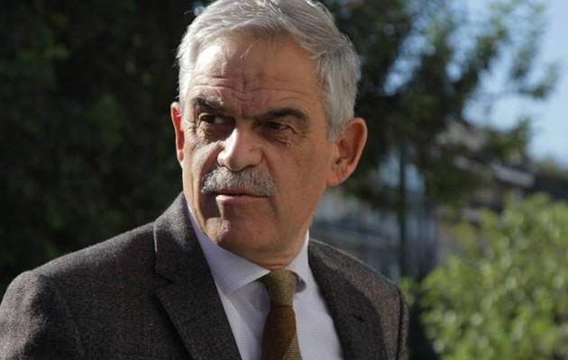 Νίκος Τόσκας: Είχαμε αφήσει από το 1992 την Τουρκία να αλωνίζει στα Σκόπια