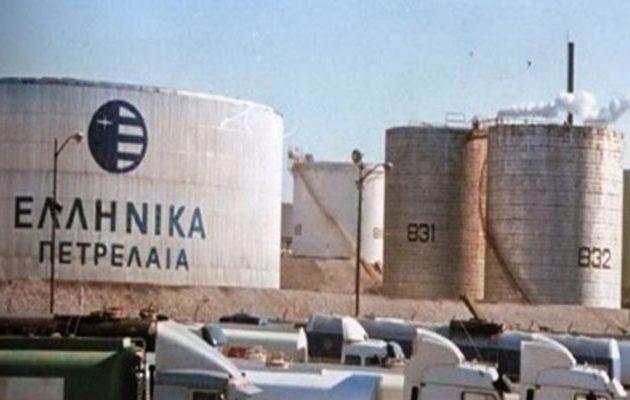 Σταθερά στην κορυφή ο Όμιλος Ελληνικά Πετρέλαια