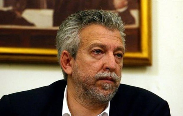 Κοντονής: Αποκλειστικά υπεύθυνη η ΕΠΟ για το Grexit