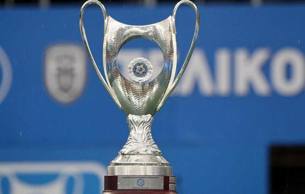 Στις 24 Απριλίου ξαναρχίζει το Κύπελλο Ελλάδας στο ποδόσφαιρο