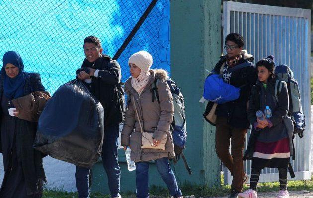Σημαντική η αύξηση των μεταναστευτικών ροών στην Ελλάδα από τον Μάρτιο του 2018