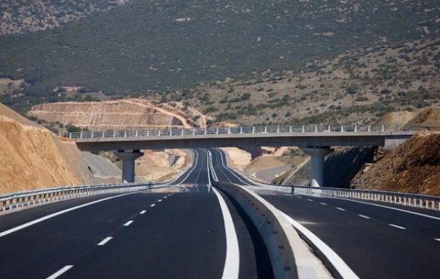 Αθήνα-Σπάρτη σε 2 ώρες – Στην κυκλοφορία τη Δευτέρα το τμήμα Λεύκτρο-Σπάρτη