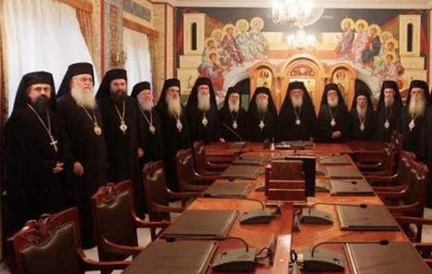 Η Διαρκής Ιερά Σύνοδος στο πλευρό των κρατούμενων Ελλήνων στρατιωτικών στην Τουρκία
