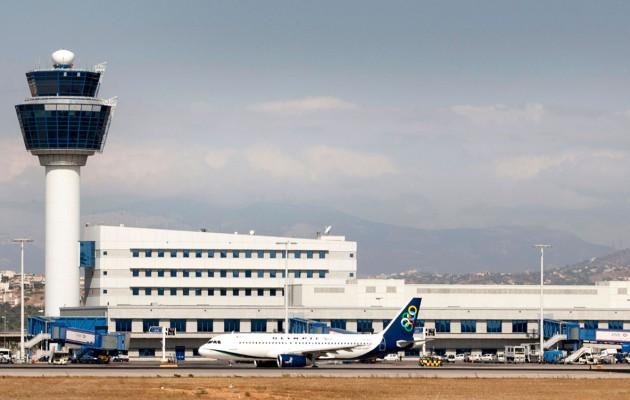"""Καμιά πτήση την Πέμπτη """"από"""" και """"προς"""" τα ελληνικά αεροδρόμια"""