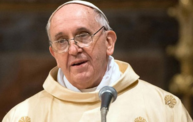 Πάπας Φραγκίσκος: Ο Θεός σε έκανε ομοφυλόφιλο και σε αγαπάει όπως είσαι