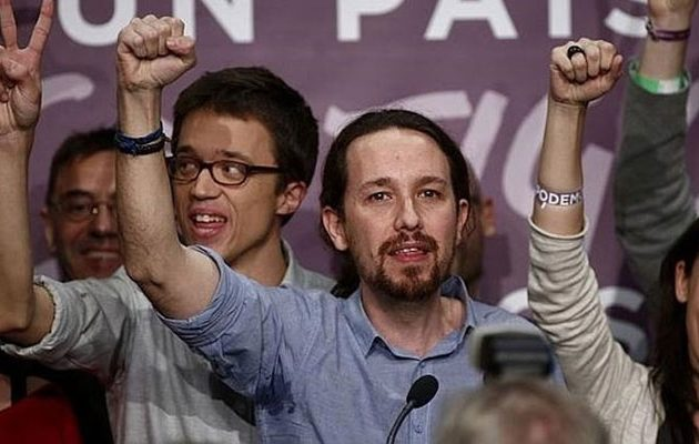 Ο Πάμπλο Ιγκλέσιας των Podemos αποχωρεί από την πολιτική