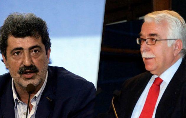Γιαννόπουλος: Δεν παραιτούμαι – Δεν υποκύπτω στα καπρίτσια Πολάκη