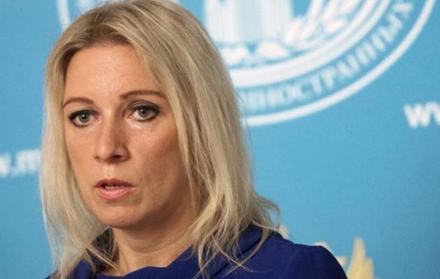 Μαρία Ζαχάροβα για Αν. Μεσόγειο: Η Ρωσία τάσσεται υπέρ της επίλυσης μέσω του πολιτικού διαλόγου