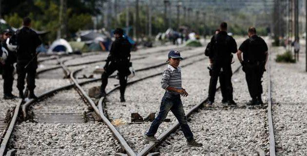 """4.000 πρόσφυγες """"λείπουν"""" από την καταμέτρηση στην Ειδομένη"""