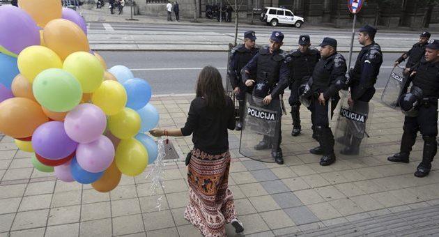 Για πρώτη φορά Gay Pride στο Κόσοβο