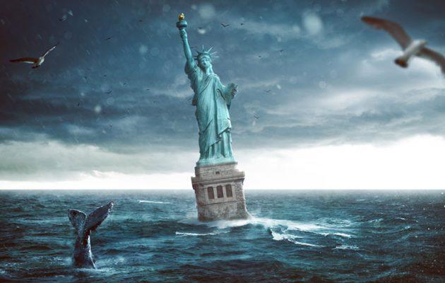 Η Κλιματική Αλλαγή θα χαλάσει το διαδίκτυο – Πώς η άνοδος της θάλασσας θα τα κάνει… μαντάρα
