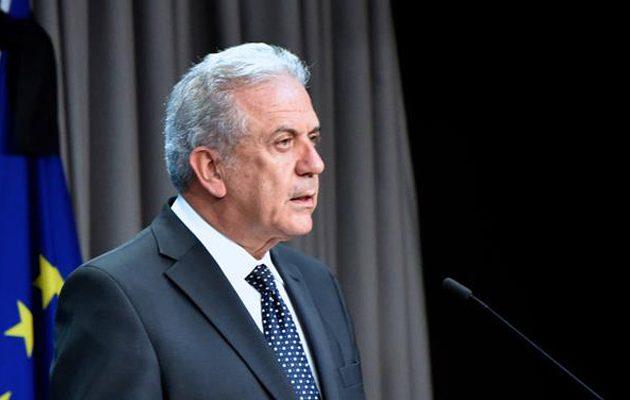 Τι είπε ο Αβραμόπουλος για τα περί εμπλοκής του στη Novartis με λογαριασμό στην Ελβετία