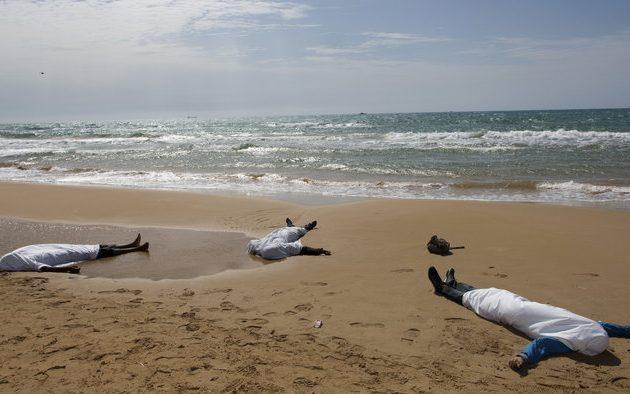 ΟΗΕ: 800 άνθρωποι νεκροί σε ναυάγια προς Ιταλία σε διάστημα ημερών