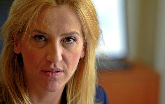 """Επίθεση Δούρου στους πατριδοκάπηλους ΝΔ και ΚΙΝΑΛ – «Δεν είχαν πρόβλημα να λέγεται η χώρα """"Μακεδονία""""»"""