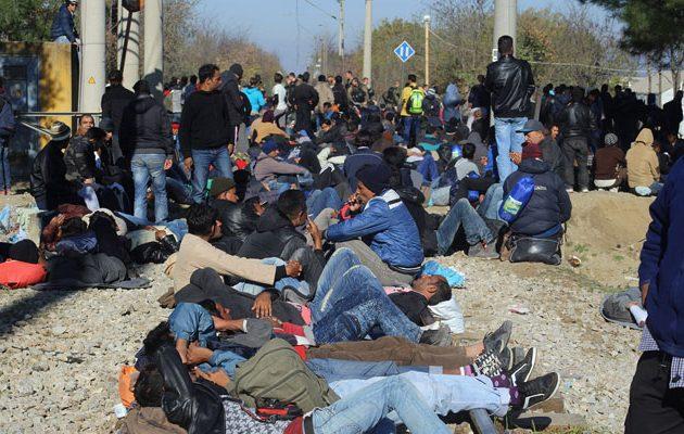 Αδειάζει η Ειδομένη – Μεταφέρθηκαν πάνω από 1000 πρόσφυγες