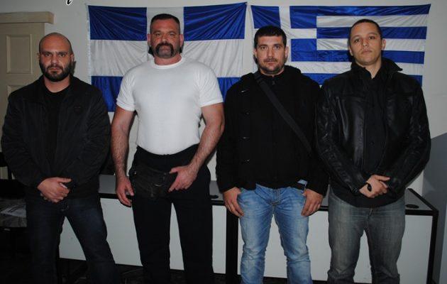 """""""Μαγαζάκι"""" της Χρυσής Αυγής οι Κύπριοι νεοναζί του ΕΛΑΜ"""
