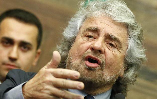 Γκρίλο: Οι αγορές υποκαθιστούν τους πολίτες – Είναι το ψευδώνυμο του χειρότερου καπιταλισμού