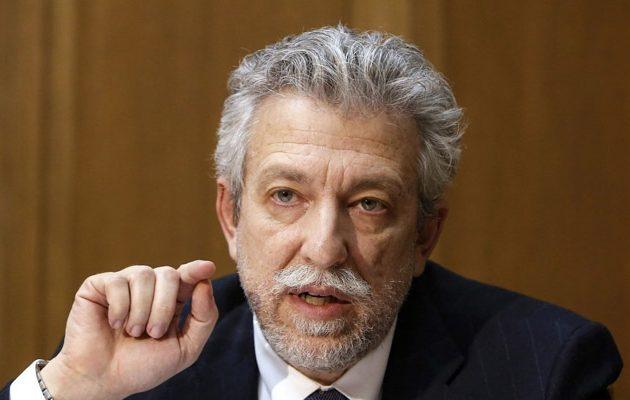 Κοντονής για Σακελλαρίου: Η ανακοίνωση των δικαστών του ΣτΕ εκθέτει ΝΔ, ΠΑΣΟΚ και Βερβεσό