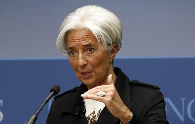 Λαγκάρντ: Δεν ζητάμε κανένα νέο μέτρο για την Ελλάδα – Ήρθε η ώρα για ελάφρυνση χρέους