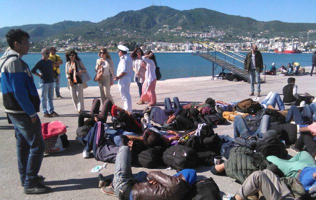 Τι φοβούνται οι Ευρωπαίοι και δεν στέλνουν υπαλλήλους στα Hotspot στα νησιά μας