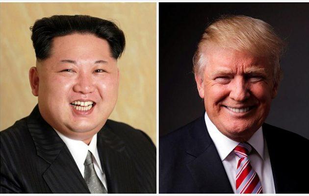 12 Ιουνίου στη Σιγκαπούρη η συνάντηση Τραμπ – Κιμ Γιονγκ Ουν