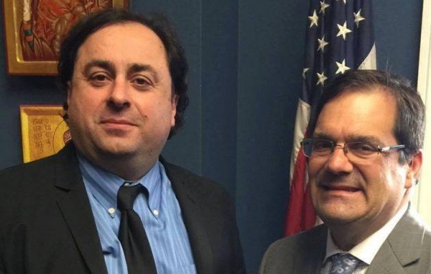 «Κυκλώνουν» οι Ομογενείς τα Σκόπια – Στη μάχη και Έλληνες βουλευτές των ΗΠΑ