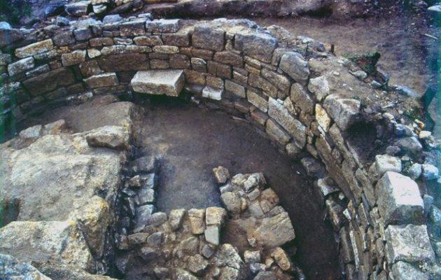 Βρέθηκε ο τάφος του Αριστοτέλη (φωτογραφίες)