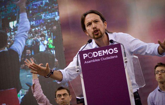 Επανεξελέγη ο Ιγκλέσιας στην ηγεσία των Podemos
