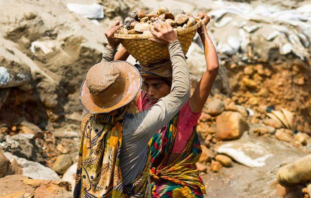 Στοιχεία σοκ: Οι  σύγχρονοι σκλάβοι ξεπερνούν τα 40 εκατομμύρια παγκοσμίως