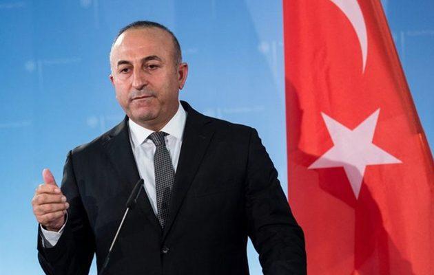 Ο Τσαβούσογλου κατηγόρησε την Κύπρο για τα προβλήματα στις διαπραγματεύσεις