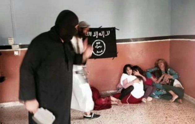 Ακόμα αγνοούνται 2.893 Γιαζίντι που πήρε σκλάβους το Ισλαμικό Κράτος