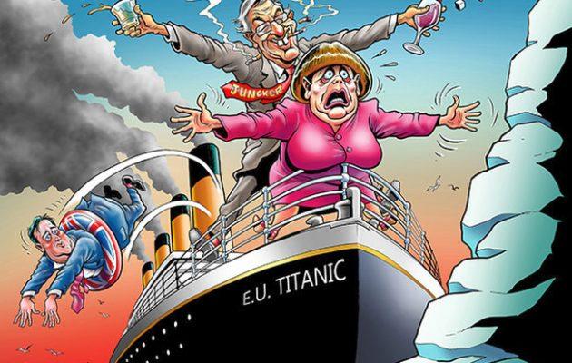 Εάν θέλετε να σωθεί η Ευρώπη η Γερμανία πρέπει να ηττηθεί!
