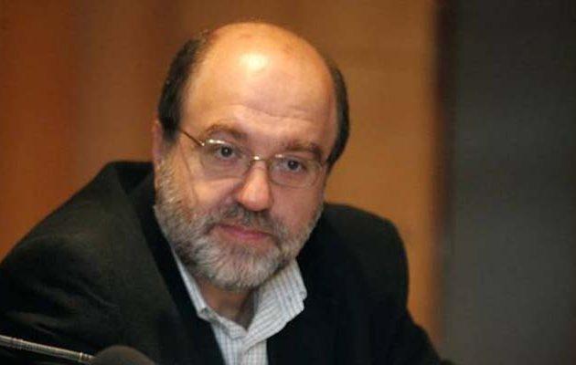 Κρίση επιληψίας μέσα στη Βουλή έπαθε ο Τρύφων Αλεξιάδης